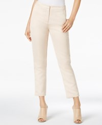 By Glamorous Cropped Straight Leg Pants Created For Macy's Oyster