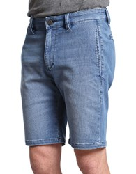 Heritage Nevada Denim Shorts Medium Blue