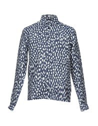 Libertine Libertine Shirts Dark Blue