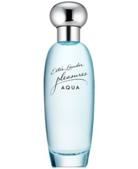 Estee Lauder Pleasures Aqua Edp Spray 3.4 Oz