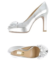 Lodi Pumps Silver