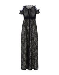 Heimstone Long Dresses Black