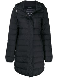 Ecoalf Uma Padded Coat Black