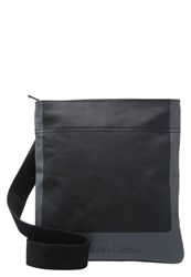 Calvin Klein Jeans Cross Flat Crossover Across Body Bag Black