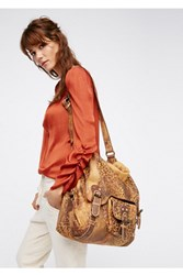 Old Gringo Womens Leopardito Messenger