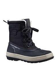 Helly Hansen Framheim Leather Winter Boots Black