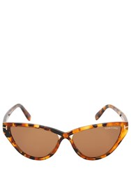 Tom Ford Cat Eye Pantograph Sunglasses Tortoiseshell