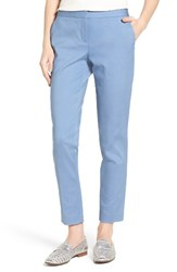Vince Camuto Women's Slim Ankle Pants Stormy Blue