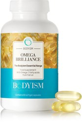 Bodyism Omega Brilliance Supplement 60 Capsules One Size Colorless