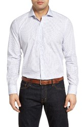 Peter Millar Men's Parisian Print Sport Shirt