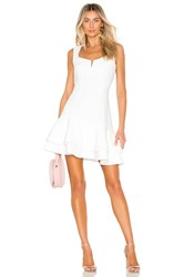 Elliatt Midnight Dress White