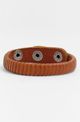 Men's Will Leather Goods 'Peddler' Bracelet