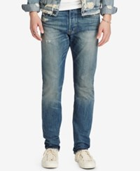Denim And Supply Ralph Lauren Men's Prospect Slim Jeans Moore