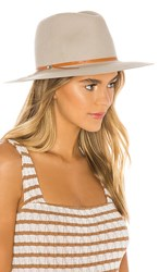 Hat Attack Madison In Tan. Beige And Tobacco And Beads