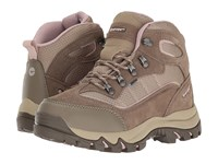 Hi Tec Skamania Waterproof Taupe Dune Violet Ice Women's Boots Brown