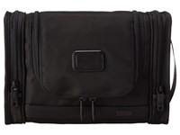 Tumi Alpha 2 Hanging Travel Kit Black Travel Pouch