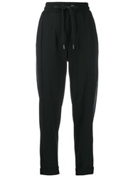 No Ka' Oi Drawstring Track Trousers Black