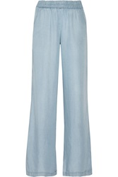 Splendid Twill Wide Leg Pants