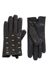 Ted Baker Women's London Micro Bow Leather Glove