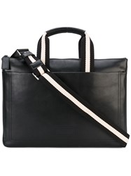 Bally Tigan Shoulder Bag Black