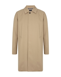 Aquascutum London Sheerwater Raincoat Camel