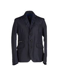 Piero Guidi Suits And Jackets Blazers Men Dark Blue