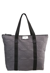 Day Birger Et Mikkelsen Tote Bag Side Walk Grey