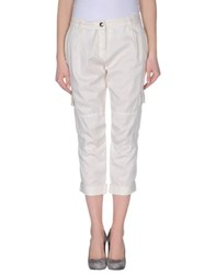 Pinko Grey Trousers 3 4 Length Trousers Women