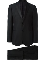 Armani Collezioni Two Piece Dinner Suit Black