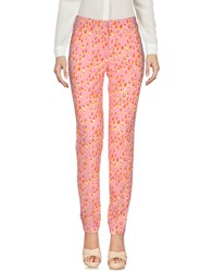 Who S Who Casual Pants Pastel Pink