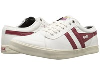 Gola Comet Off White Deep Red Men's Shoes