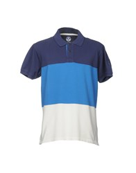 North Sails Polo Shirts Blue
