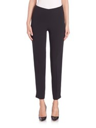 Antonio Berardi Cady Straight Leg Pants Black