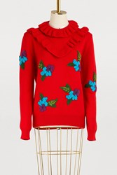 Vivetta Casaro Sweater Red