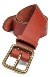 Red Wing Shoes Men's 'Pioneer' Belt Oro Brass