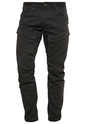 G Star Gstar Air Defence 5620 3D Tapered Cargo Trousers Asfalt Oliv