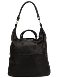 Guidi 'I01' Tote Bag Black