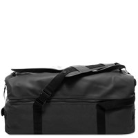 Rains Large Duffel Backpack Black