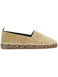 Loewe Classic Espadrilles Nude And Neutrals
