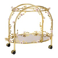 Villari Lulu Tea Trolley