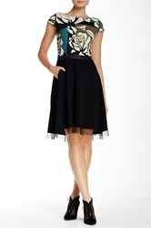 Weston Wear Looking Glass Dress Multi