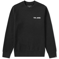 Rag And Bone Yin Yang Sweat Black