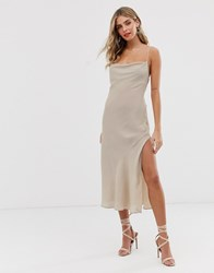 Finders Keepers Eve Dress Cream