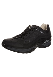 Lowa Strato Iv Lo Hiking Shoes Schwarz Black