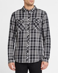 Iriedaily Black Mcvalle Check Shirt