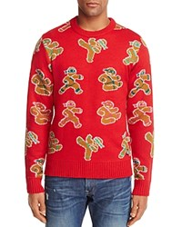American Stitch Gingerbread Ninja Sweater Compare At 87 Red