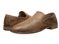 Trask Ali Camel Italian Washed Sheepskin Women's Shoes Brown