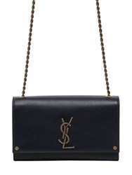 Saint Laurent Medium Kate Monogram Leather Bag