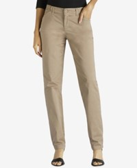 Lee Platinum Tailored Chino Pants Light Fawn