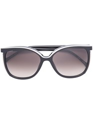 Loewe Fashion Sunglasses Women Acetate One Size Black